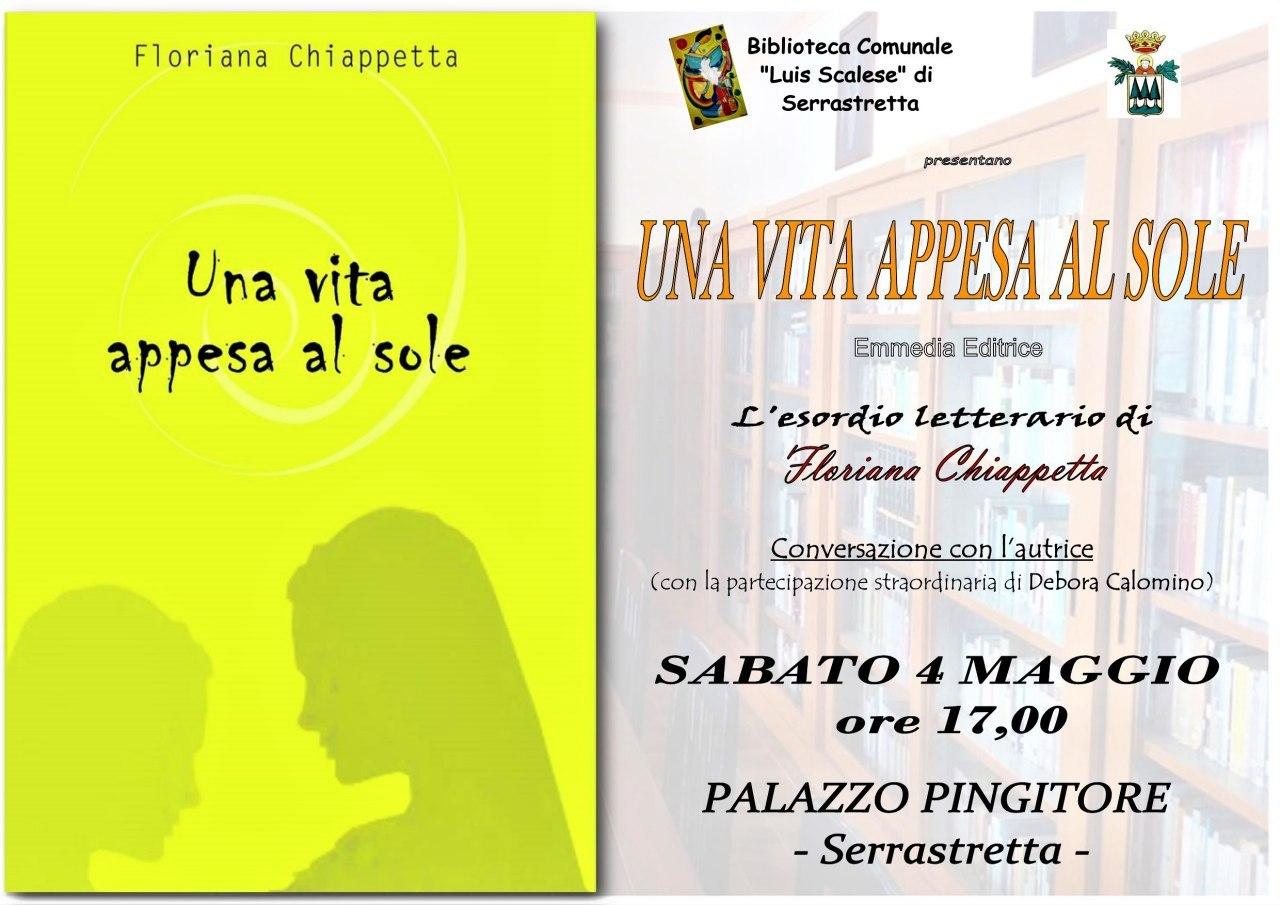 """Presentazione """"Una vita appesa al sole"""" Serrastretta (CZ)"""